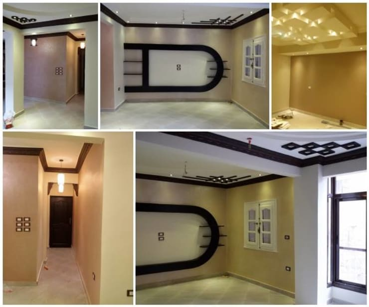 Mr. Mohamed Appartment من Etihad Constructio & Decor كلاسيكي