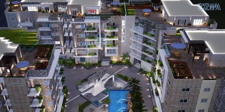 Huizen door SIGMA Designs