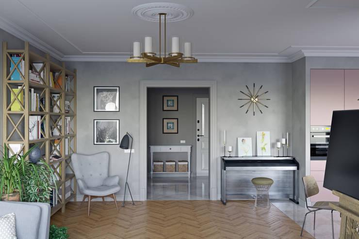 Living room by tim-gabriel