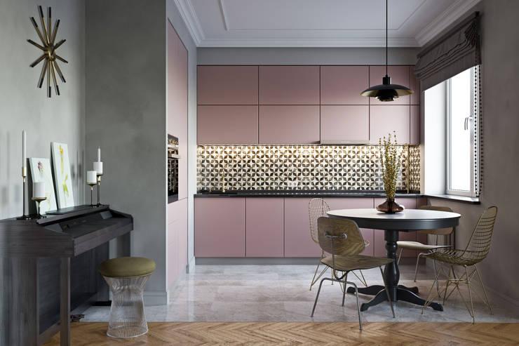 eclectic Kitchen by tim-gabriel