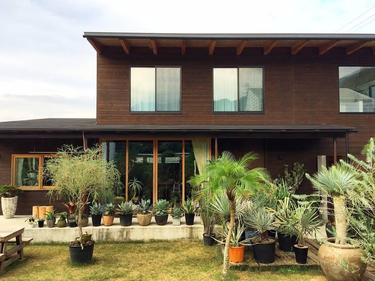 TMS: ZOYA Design Officeが手掛けた家です。