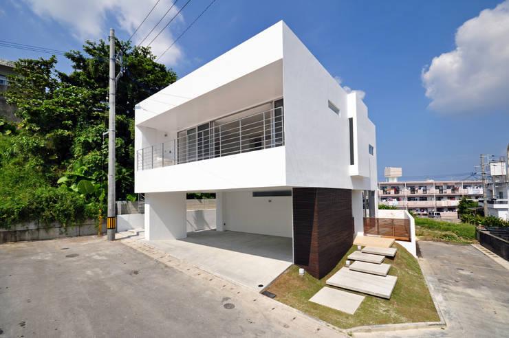 UCHR-HOUSE: 門一級建築士事務所が手掛けた家です。