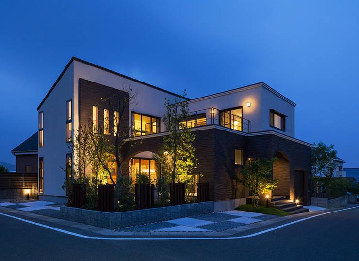 房子 by 株式会社 SYN空間計画 一級建築事務所