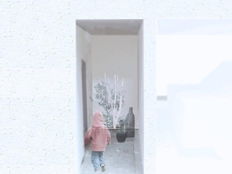 Fenêtres de style  par 上原一朗建築造形研究所,
