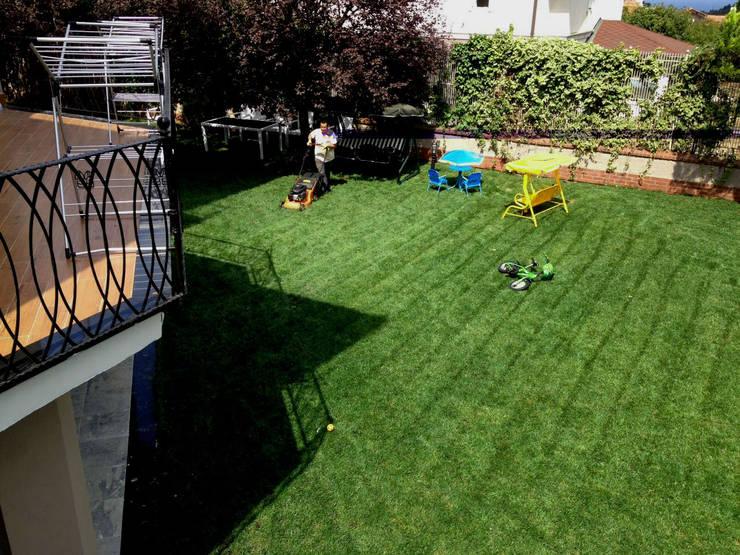 AYTÜL TEMİZ LANDSCAPE DESIGN – USKUMRUKÖY VİLLA PEYZAJ PROJE&UYGULAMA // USKUMRUKOY VILLA LANDSCAPE PROJECT&APPLICATION:  tarz Bahçe