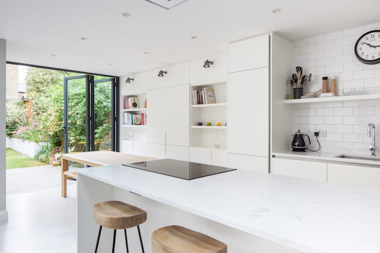 Kitchen by Thomas & Spiers Architects