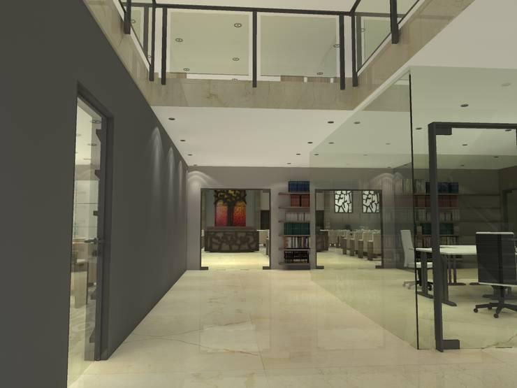Estudios y despachos de estilo  de Arq. Jacobo Smeke