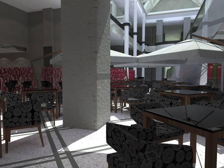 Restaurante Masaryk: Restaurantes de estilo  por Arq. Jacobo Smeke
