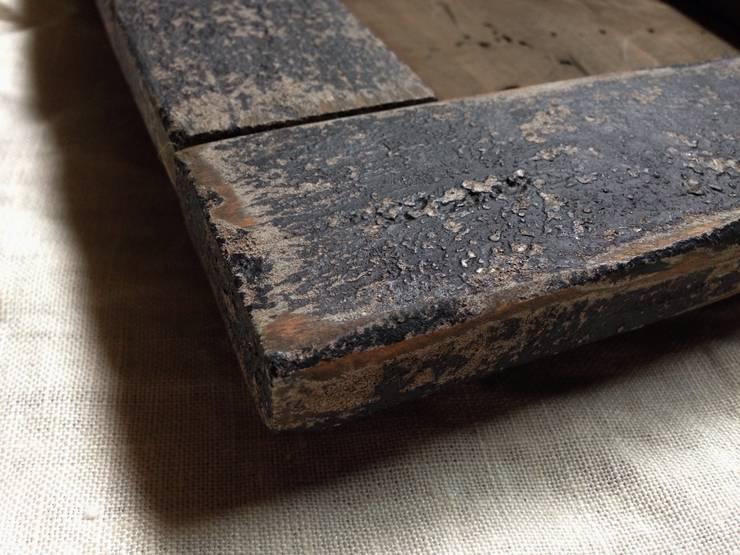Against Photo Frame: calimaが手掛けた折衷的なです。,オリジナル 木 木目調