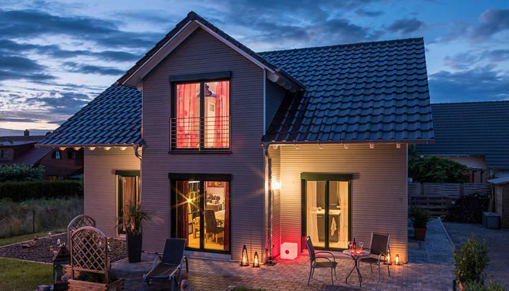 Architektenhaus in Haigerloch Aussenansicht:  Häuser von KitzlingerHaus GmbH & Co. KG