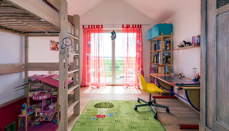 Nursery/kid's room by KitzlingerHaus GmbH & Co. KG