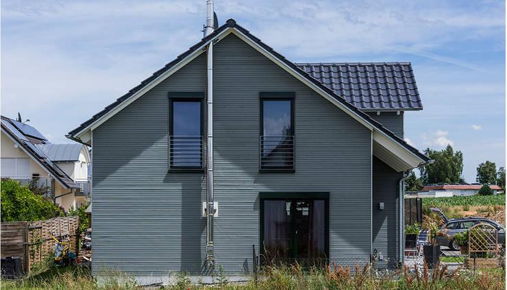 Projekty,  Domy zaprojektowane przez KitzlingerHaus GmbH & Co. KG