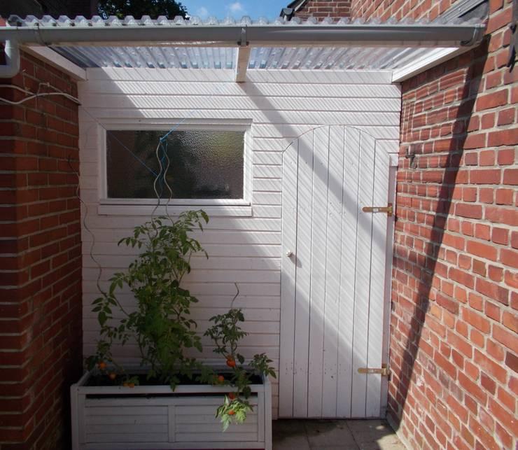 Garten-Haus selber bauen! von wohnausstatter   homify