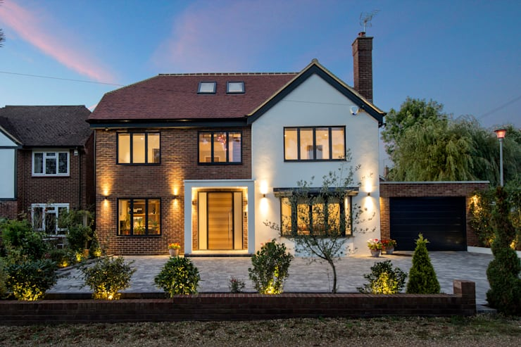 How To Modernise Your House On The Outside