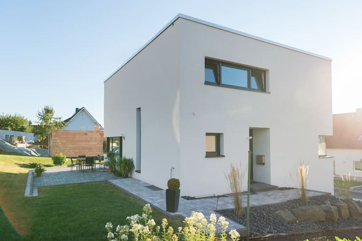 Houses by herbertarchitekten Partnerschaft mbB
