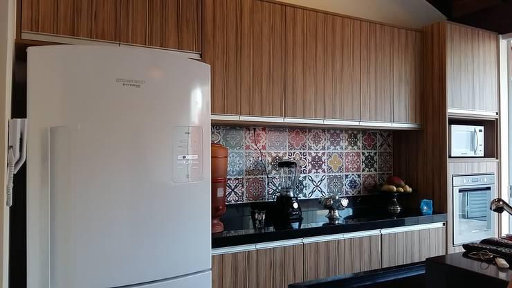 Cocinas de estilo  por Arquiteto Lucas Lincoln