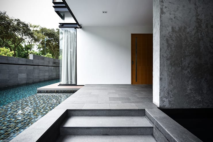 Modern home by Sen's Photographyたてもの写真工房すえひろ Modern