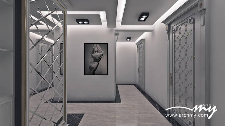 ARCHMY Mimarlık – Bostanlı C-F Evi:  tarz , Klasik