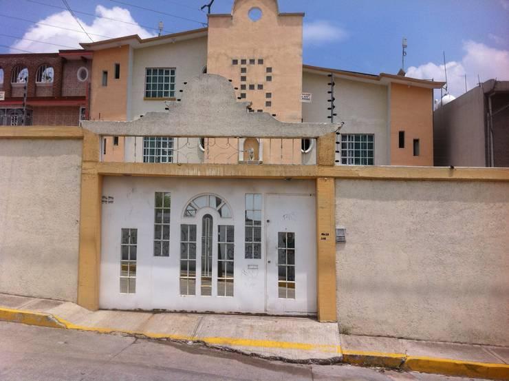 obra terminada:  de estilo  por Grupo Puente Arquitectos.com