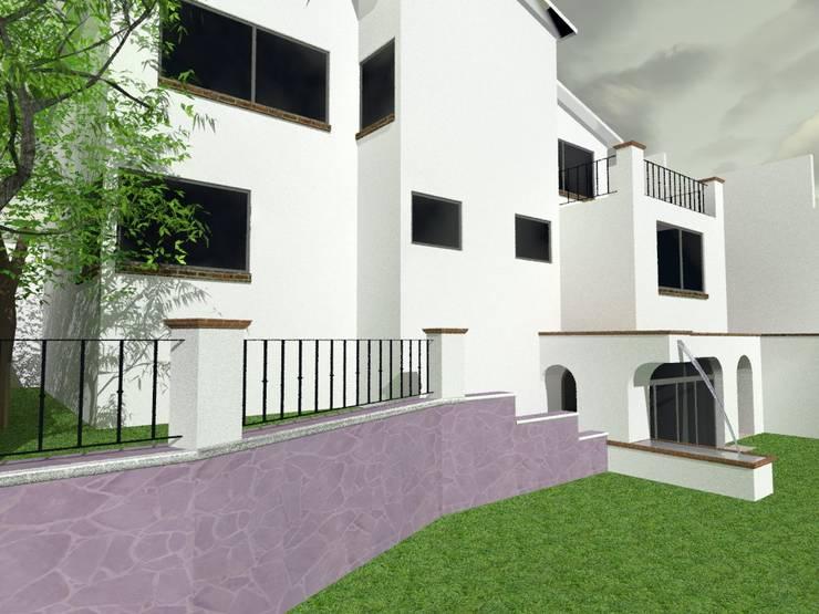 3:  de estilo  por Grupo Puente Arquitectos.com