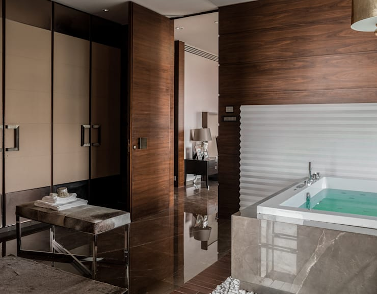 Fabien Charuau - Recent Projects:  Bathroom by Fabien Charuau Photography