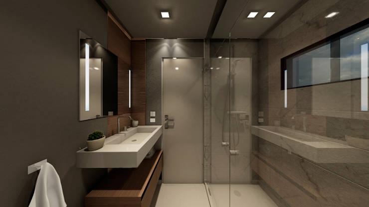 NOGARQ C.A.が手掛けた浴室