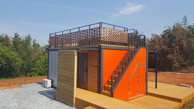 이동식 주택(6평형): 주식회사 휴하우징의