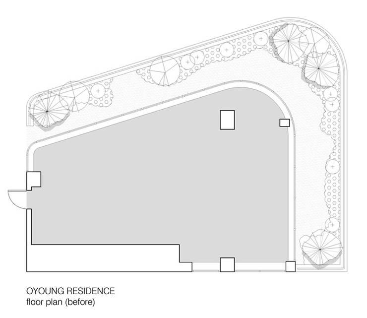 OYOUNG RESIDENCE: HJL STUDIO의  ,