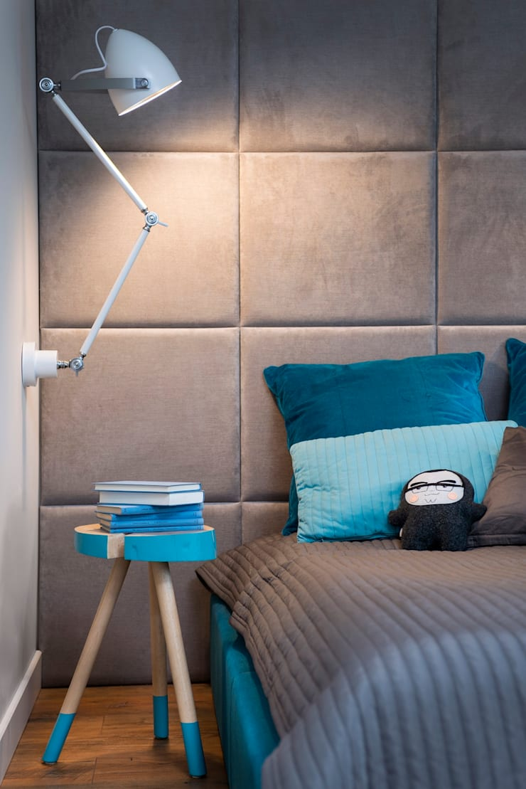 Bedroom by RedCubeDesign