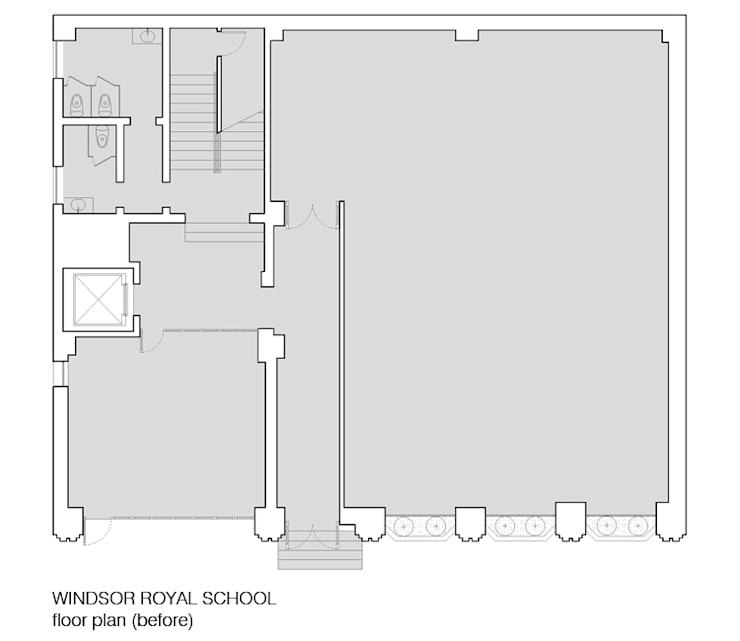 WINDSOR ROYAL SCHOOL: HJL STUDIO의