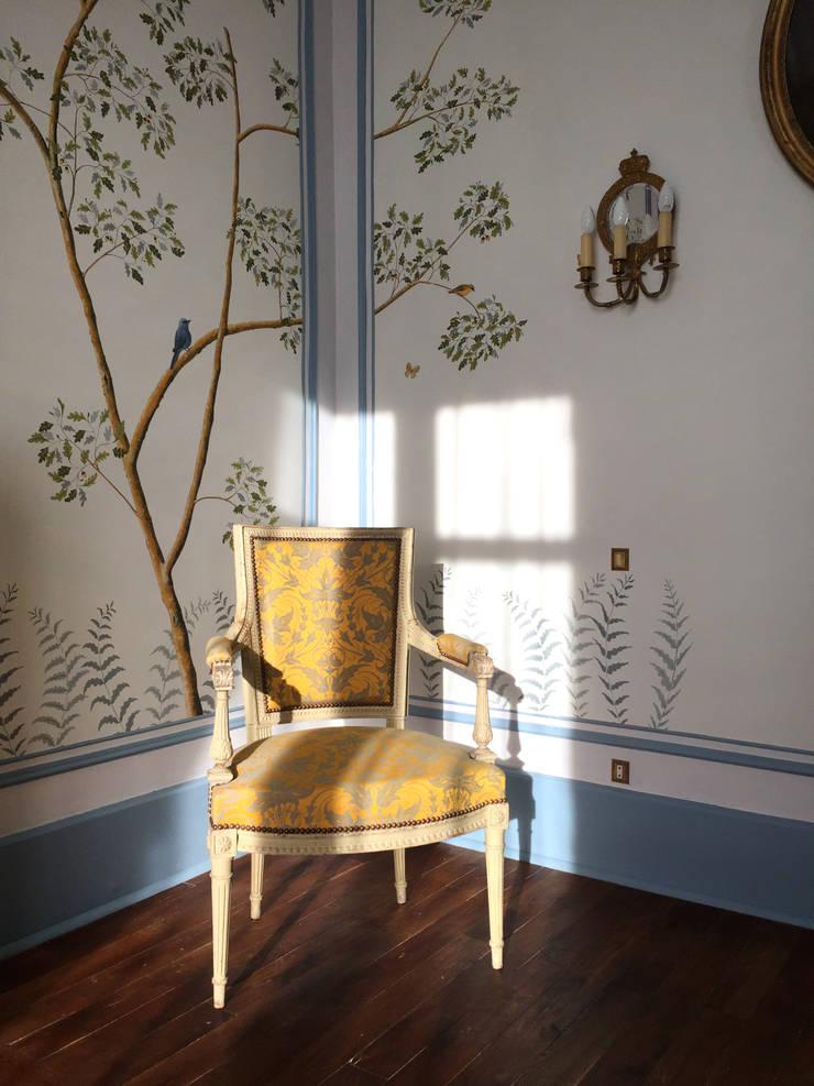  The renovation of Chambre Royale :  Hotels door Snijder&CO, Klassiek