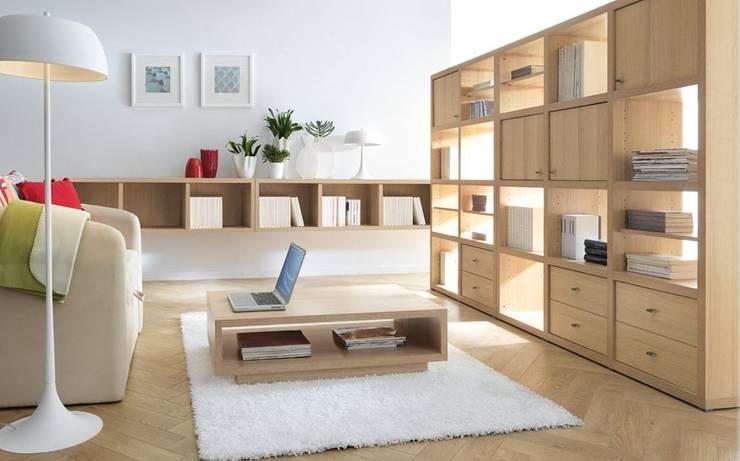 Living room by iLamparas.com, Minimalist
