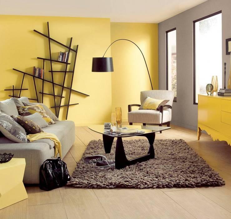 Salas de estilo minimalista por iLamparas.com
