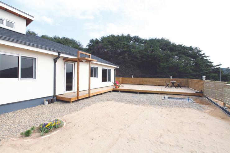房子 by 춘건축