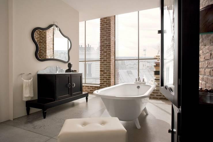 Il meglio dei nostri bagni classici in 10 foto