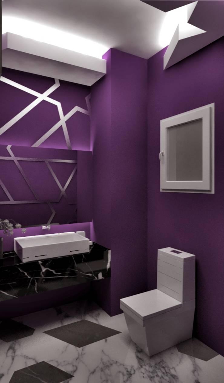 modern Bathroom by THE Studio