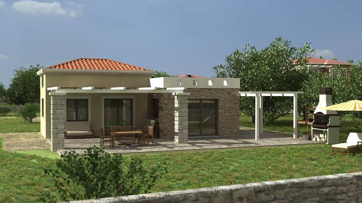 Terrace by Gülşahin