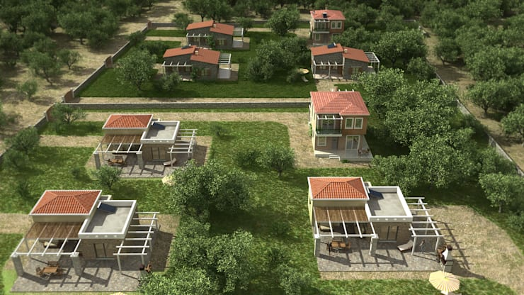 Garden by Gülşahin