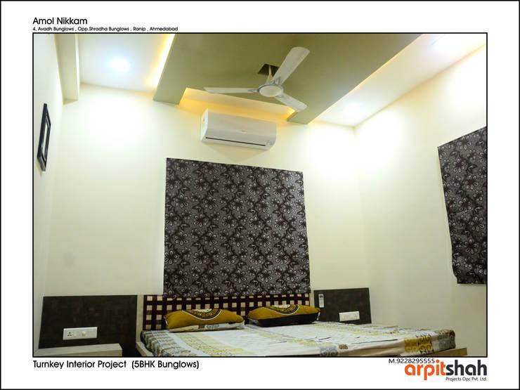 Amolbhai Nikkam@ Ranip:   by ARPIT SHAH PROJECTS OPC PVT LTD.