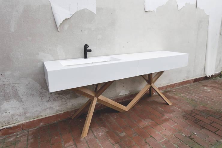 thinX|Wash:  Badezimmer von JUCH DESIGN ®
