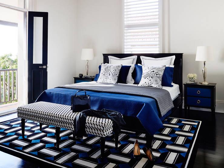 Спальная комната  в . Автор – Grange México