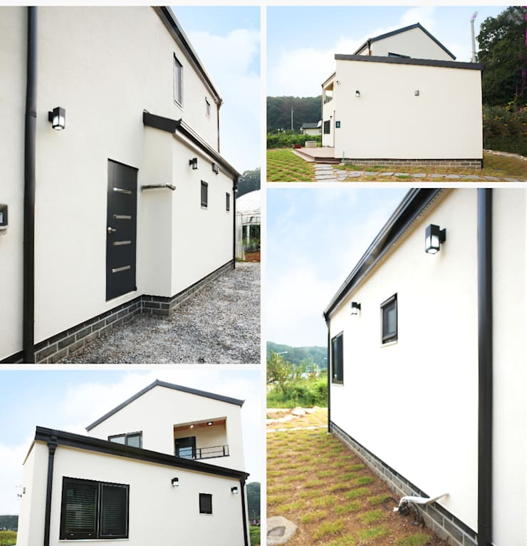 Houses by 지성하우징,