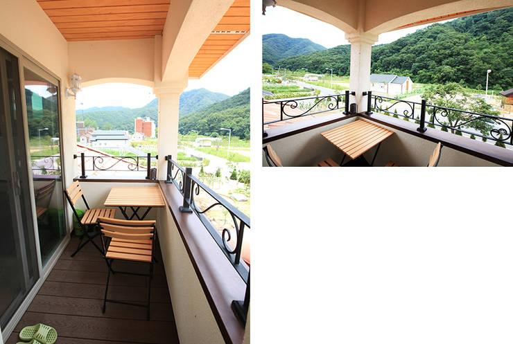 Terrace by 지성하우징