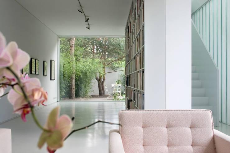 Projekty,  Salon zaprojektowane przez Rotbunt