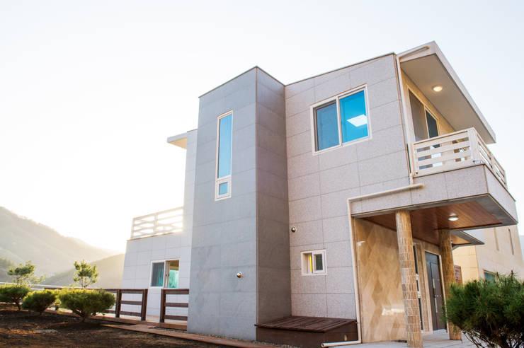 연수리 4호: 친친디 하우스 프로젝트의  주택
