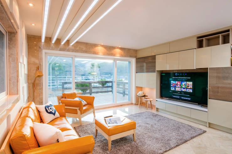 연수리 4호: 친친디 하우스 프로젝트의  방