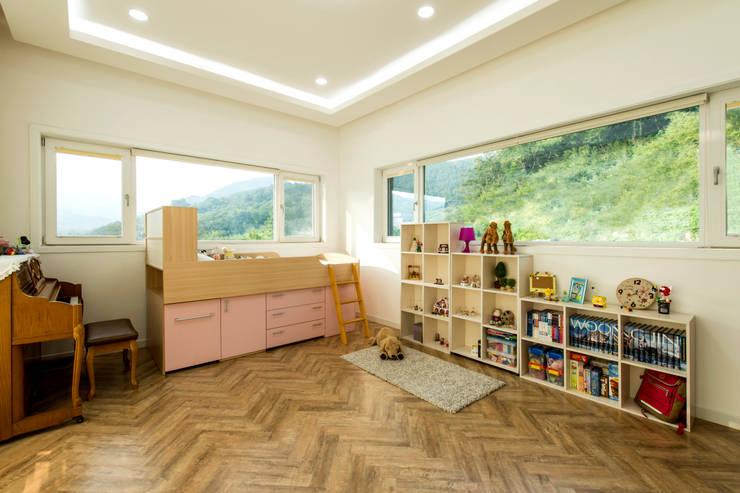 친친디 연수리 컨셉하우스: 친친디 하우스 프로젝트의  방