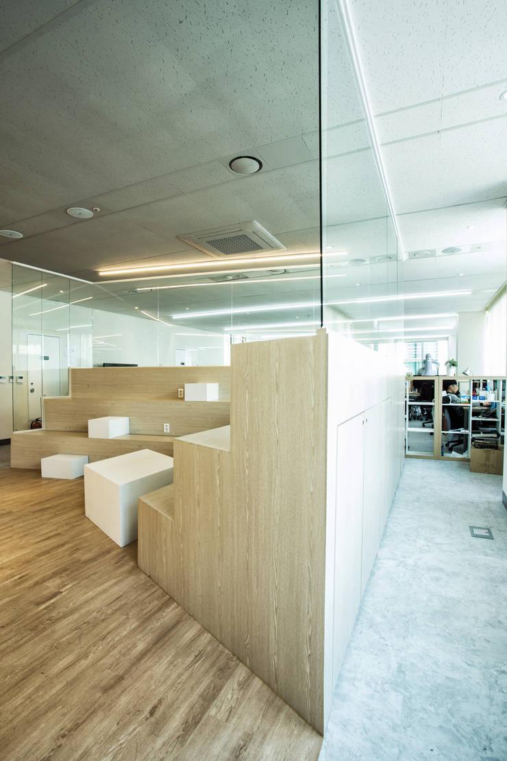 The Playground _'중고나라' 오피스: 지오아키텍처의  회사