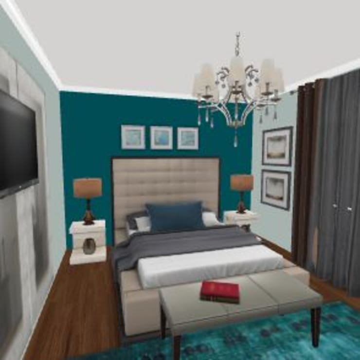 Guest Suite for Thando:   by CKW Lifestyle Associates PTY Ltd