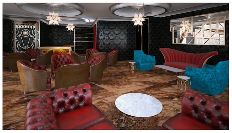 Club Restaurant:   by CKW Lifestyle